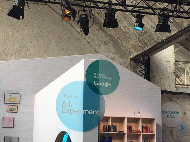 Wir waren gestern bei #twg17 Google eing...