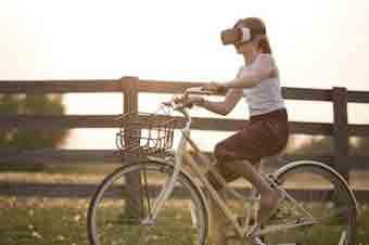 Ein Traum wird wahr – virtuelle Realität...
