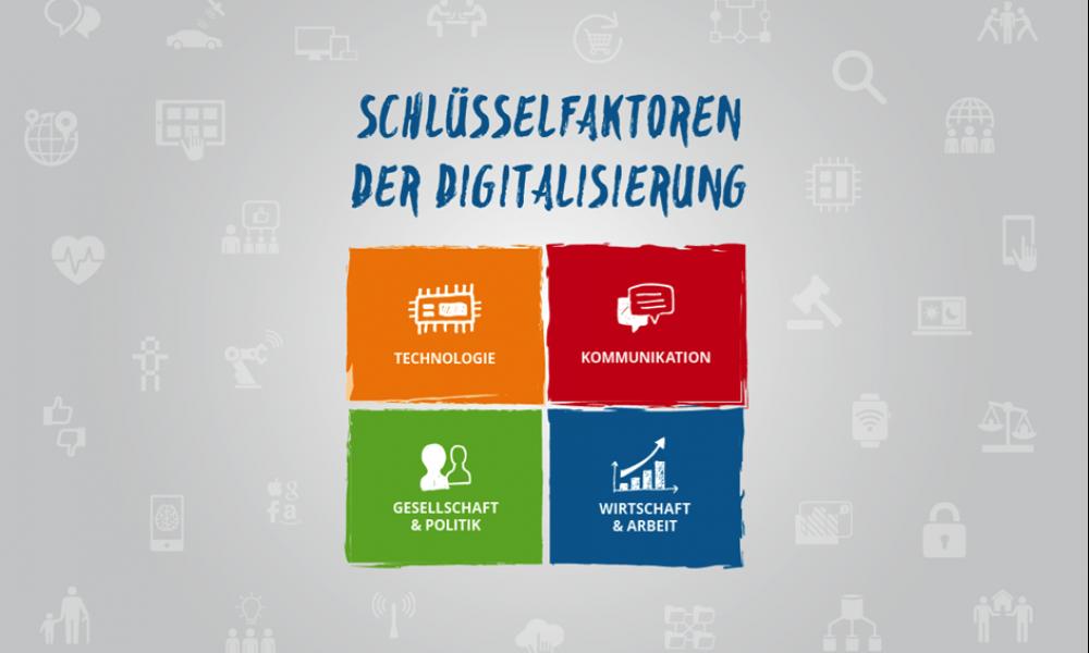 Top 30 Schlüsselfaktoren der digitalen Transformation